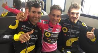Coquard gana la primera etapa y es el líder en Dunquerque