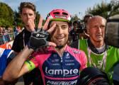"""Diego Ulissi: """"Siempre es una emoción ganar en el Giro"""""""