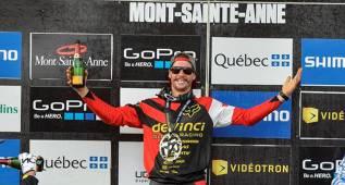 Fallece Steve Smith, campeón del mundo de descenso en 2013
