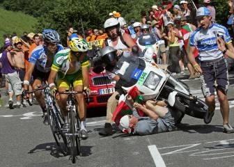 "Pereiro: ""Vendí una etapa del Tour por 50.000 euros"""