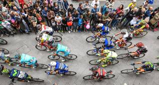 La octava etapa del Giro en imágenes