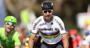 Sagan logra su 14ª victoria de etapa en la Vuelta a California