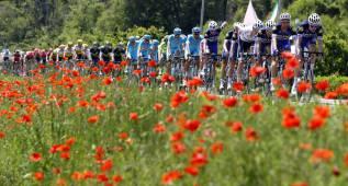 La décima etapa del Giro en imágenes