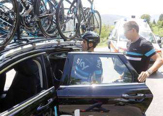 Mikel Landa abandona el Giro
