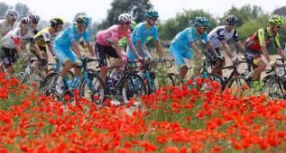 La undécima etapa del Giro en imágenes