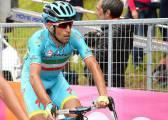Nibali lidera las apuestas en el Giro tras el abandono de Landa