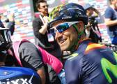 "Valverde: ""¿Que no colaboré con Nibali? Sí, en todo momento"""