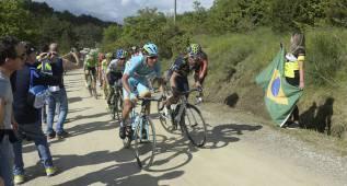 "Valverde, ante tres días de gran montaña: ""Empieza lo serio"""