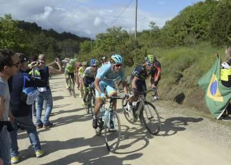Valverde, ante tres días de gran montaña: