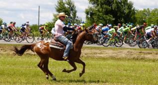 La decimotercera etapa del Giro en imágenes