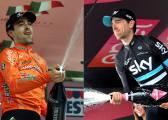 Nieve sumó la 105ª victoria española en el Giro de Italia
