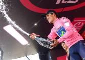 Costa Rica es el 24º país que logra vestir un ciclista de rosa