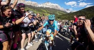 """Nibali: """"Estoy feliz a medias, tan solo por dejar a Valverde"""""""