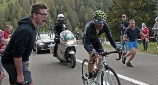 La decimoquinta etapa del Giro en imágenes