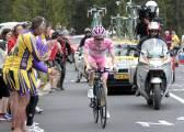 Kruijswijk lidera las apuestas del Giro ante Chaves y Nibali