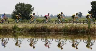 La decimoctava etapa del Giro en imágenes