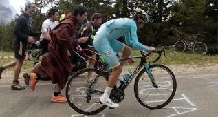 Vincenzo Nibali no encuentra explicación a su bajón físico
