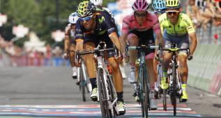 """Valverde: """"En las etapas de los Alpes voy a por todas"""""""