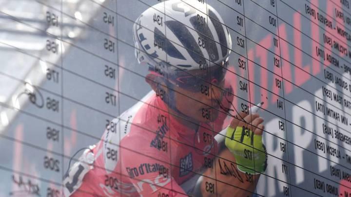"""Chaves, 2º: """"Hace tres días hubiera firmado este podio"""""""