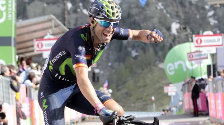 """Valverde: """"Ya tengo el podio que me faltaba por lograr"""""""