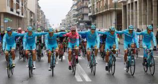 La última etapa del Giro 2016 en imágenes