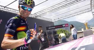 """Valverde: """"Ahora, a ayudar a Nairo y a por la medalla en Río"""""""
