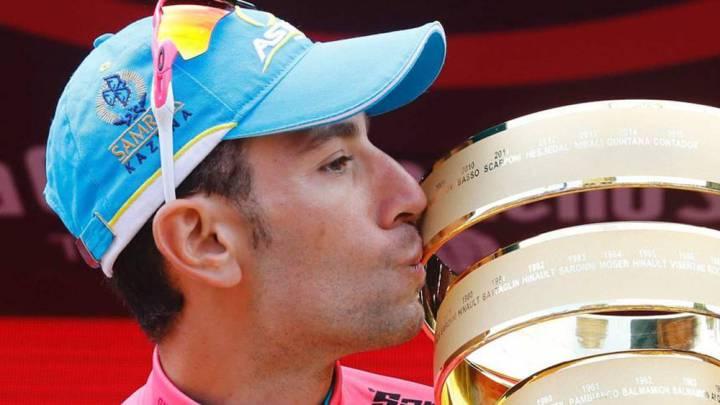 """Nibali: """"Siento una hermosa emoción; es mi segundo Giro"""""""