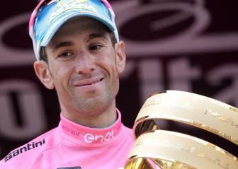 Nibali, en el cuarto puesto del ranking UCI; Sagan sigue líder
