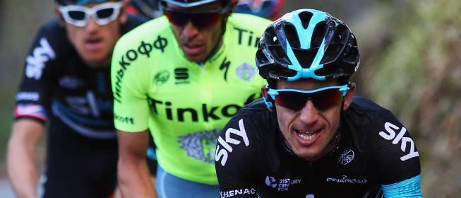 La UCI exculpa a Sergio Henao