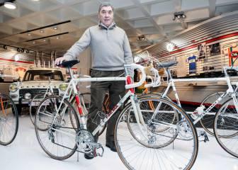 Eddy Merckx, investigado por corrupción en su empresa