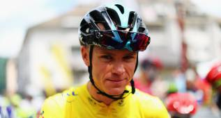 """Froome: """"Sería genial ganar el Dauphiné por tercera vez"""""""