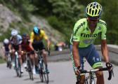 Alberto Contador, nuevo líder del ranking UCI tras Dauphiné