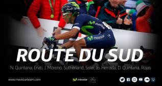 Movistar anuncia el equipo que irá con Nairo a la Ruta del Sur