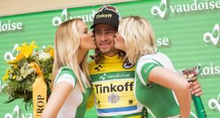Sagan se impone en la tercera etapa y es el nuevo líder