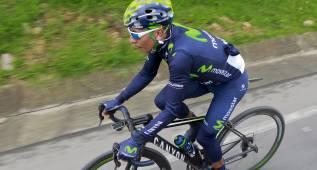 Nairo Quintana se prueba... ¡con una escapada de 150 km!