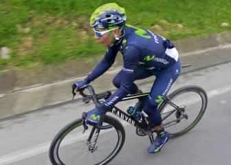 Nairo Quintana se prueba... ¡con una fuga de 150 km!