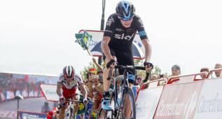 Froome quiere correr la Vuelta