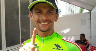 Salas gana la novena etapa y Ortega continúa como líder
