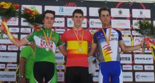 Óscar Pelegrí, campeón de España Sub 23 de fondo