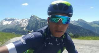 Nairo Quintana y el Movistar ya preparan el Tour en Francia