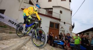 Borges y Garrido dominan sobre el Castillo de Morella