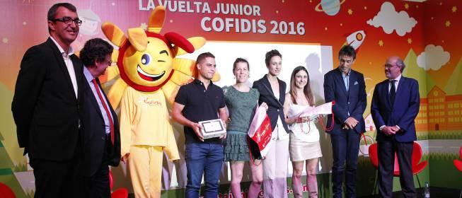 La Vuelta Junior Cofidis subirá a los Lagos de Covadonga