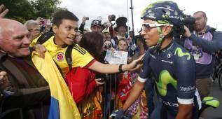 Quintana, Anacona, Pantano y Henao: colombianos en el Tour