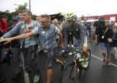 """Yates: """"Aún le quedan días a Contador para la carrera real"""""""