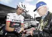 El promedio de edad de los españoles del Tour es 32,7 años