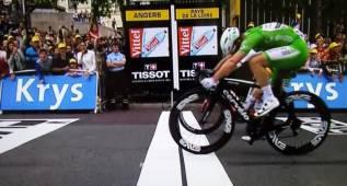 Cavendish repite en una etapa de recuperación para Contador
