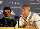 """Unzué: """"De momento el más perjudicado ha sido Contador"""""""