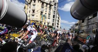 Cuarta etapa del Tour de Francia