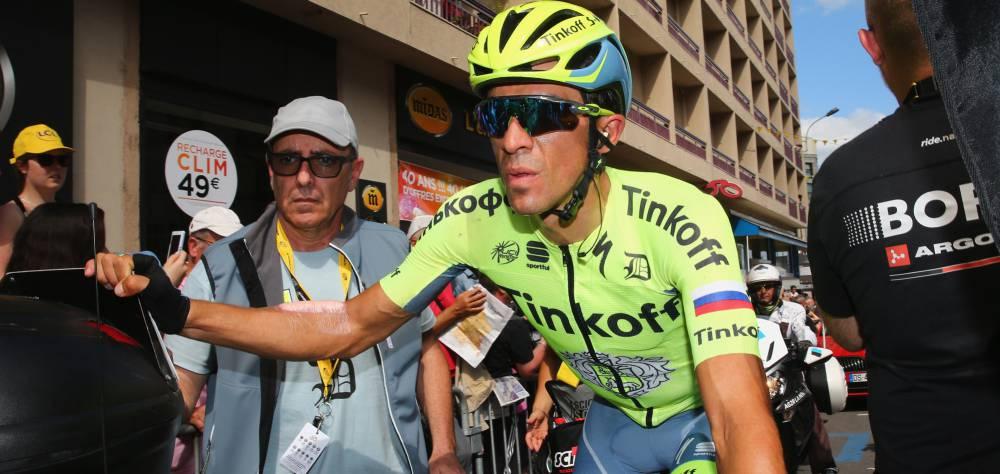 El Macizo Central pondrá a prueba las piernas de Contador