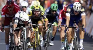 La sexta etapa del Tour de Francia